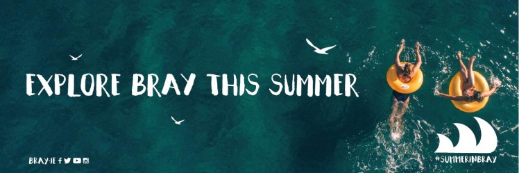 Here comes the summer... Bray.ie header-01